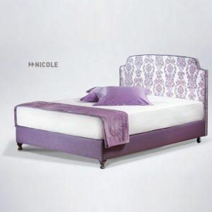Κρεβάτι Nicole