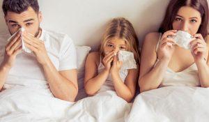 Κρεβατοκάμαρα και αλλεργίες